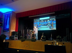 Kerrick Thomas - Journey Church - New York City Church Tour